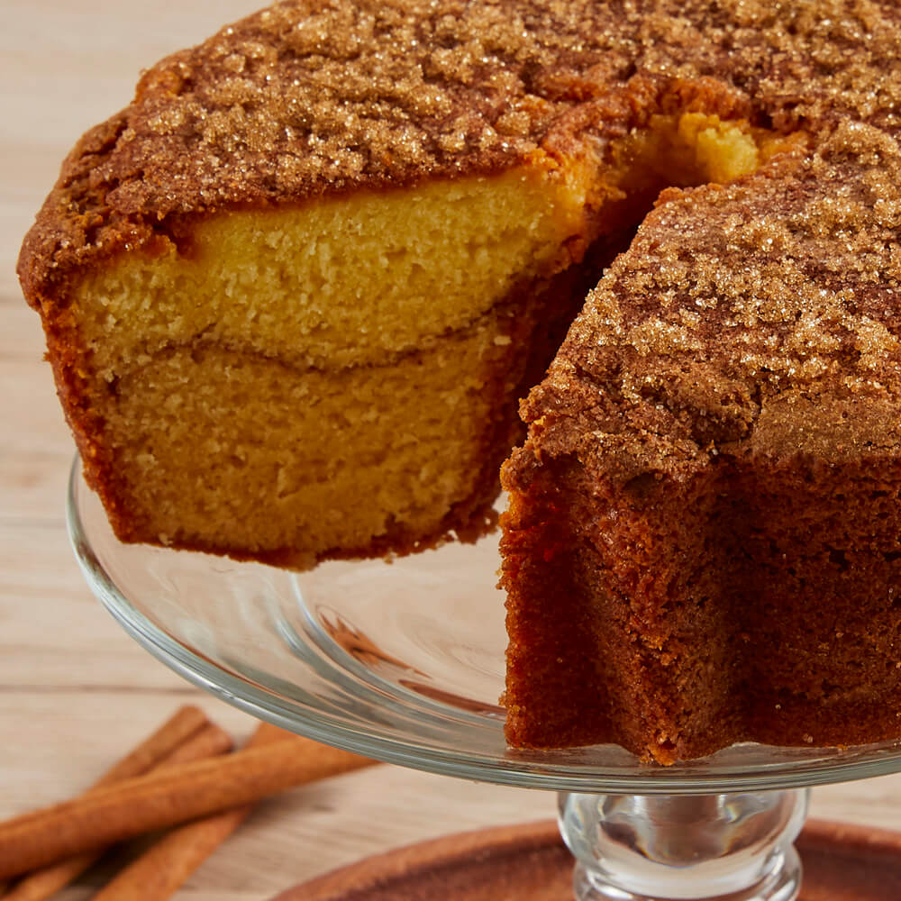 Viennese Coffee Cake - Cinnamon (military)