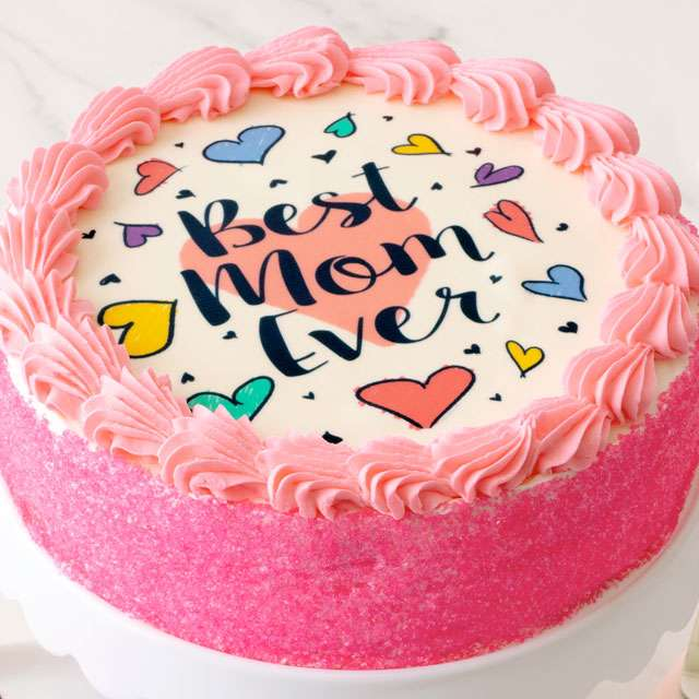 Image of Best Mom Ever Cake