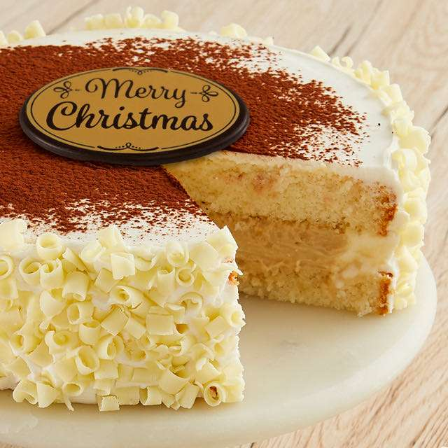 image of Tres Leches Cake