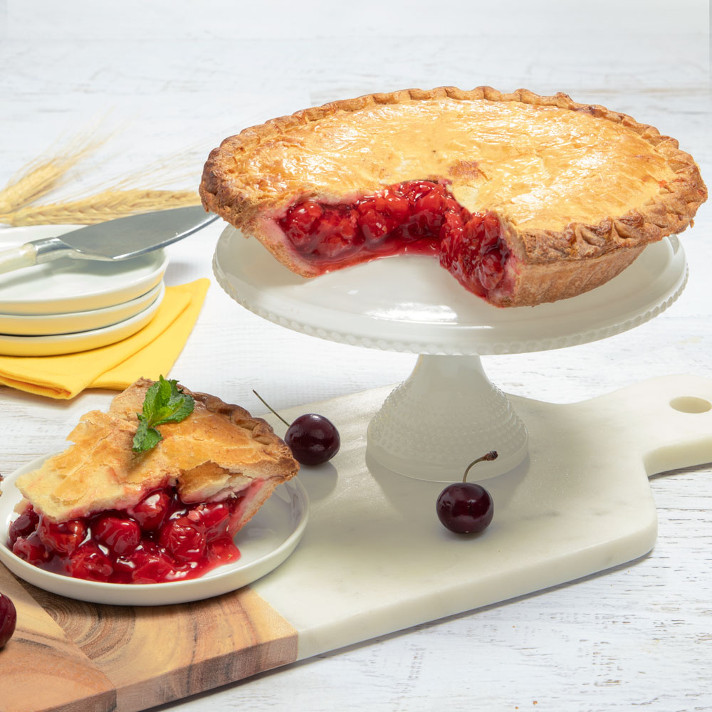 Sour Cherry Pie