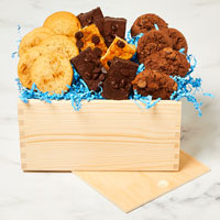 Wide View Image Gluten-Free Cookie and Brownie Crate