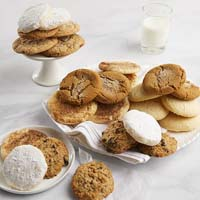 Wide View Image Two Dozen Assorted Gourmet Cookies
