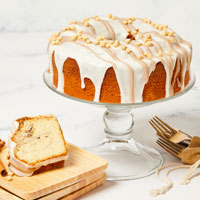 Wide View Image Ultimate Cinnamon Cake