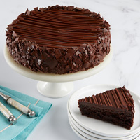 Image of Product: Triple Chocolate Enrobed Brownie Cake