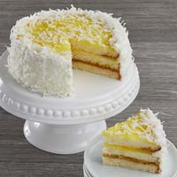 Image of Product: Lemon Coconut Cake