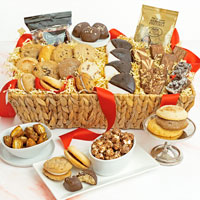 Wide View Image Boardroom Snack Basket