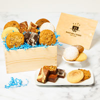 Wide View Image Cookie and Brownie Crate