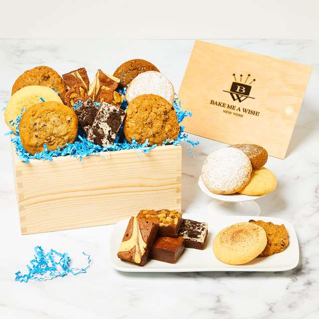 Image of Cookie and Brownie Crate