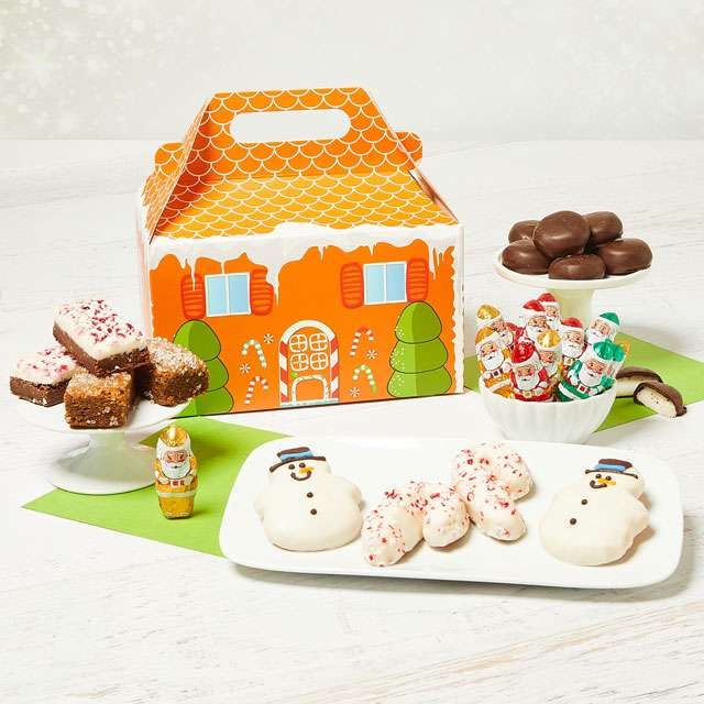 image of Gingerbread Snack Box