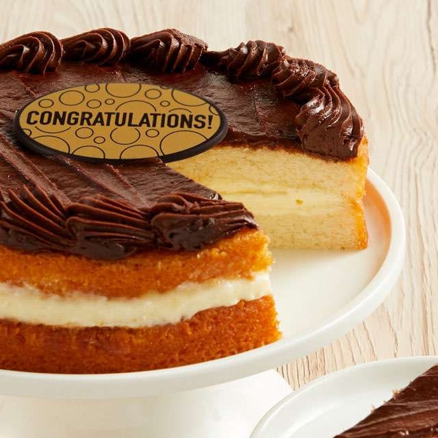 image of Boston Cream Cake