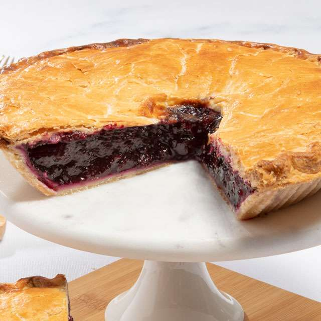 Image of Bountiful Blueberry Pie
