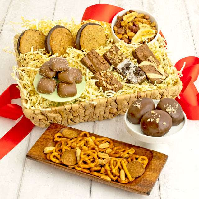 Image of The Breaktime Snack Basket
