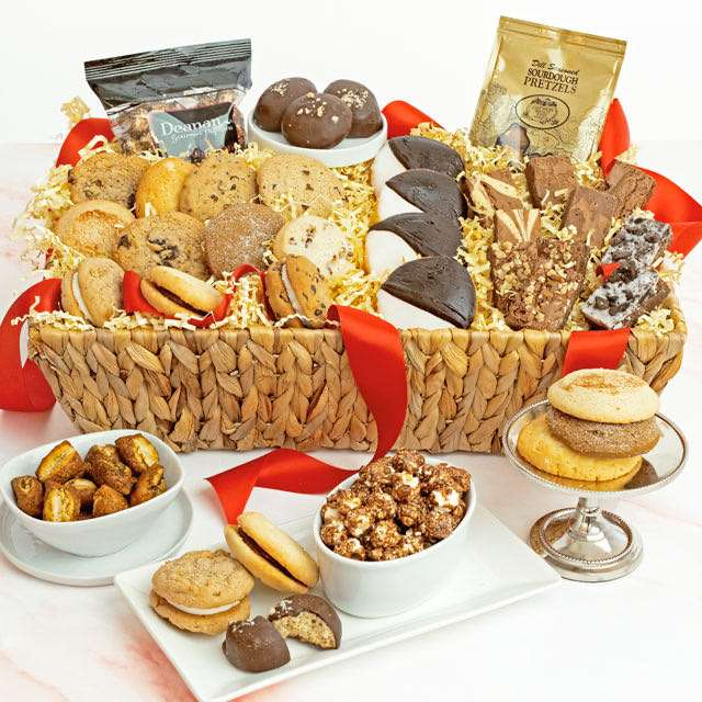 image of Boardroom Snack Basket