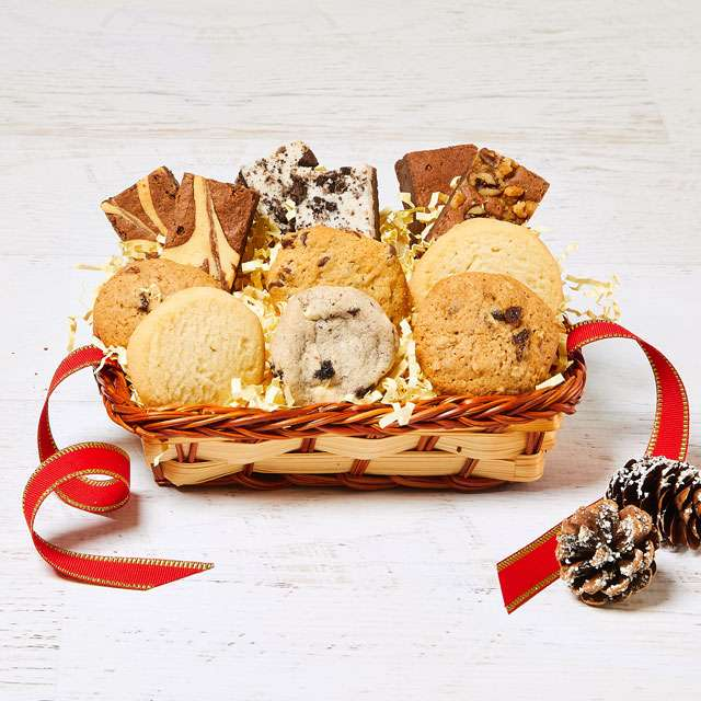 image of Sampler Snack Basket